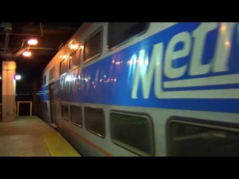 Metra Electric Line at Millennium Station