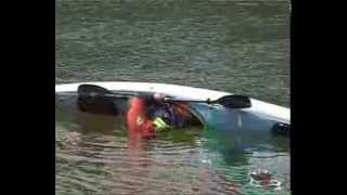 Sea Kayak Self Rescue - Re Entry & Roll