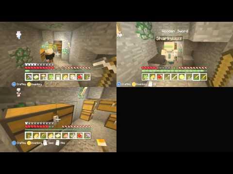 Minecraft Xbox 360- Hobbit Adventure-Campsite [2]