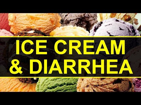 Why Do YOU Get Diarrhea After Eating Ice Cream?
