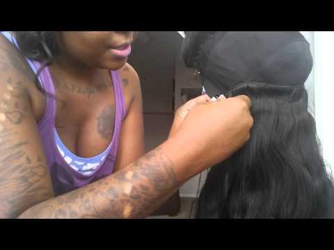 How I Make My Wigs using Fabwigs Brazilian Bodywave