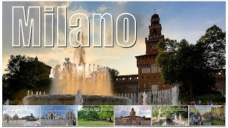 Италия:  1 день в Милане - что посмотреть  |  Italy: day 1 in Milan - what to see