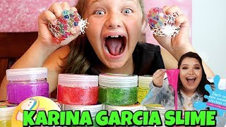 Download Karina Garcia Sent me SLIME AND SQUISHIES Mystery Box!!!! Video