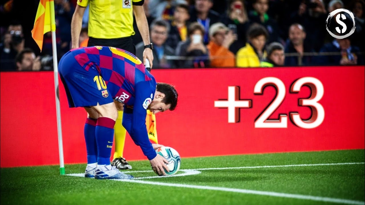 +23 World-Class Goalkeepers Destroyed by Lionel Messi  ► With Commentaries - HD