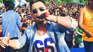 Milind GABA live show @k.I.t( kanpur)