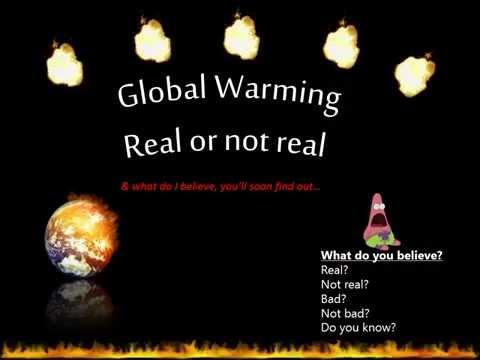 Global Warming Powerpoint HD