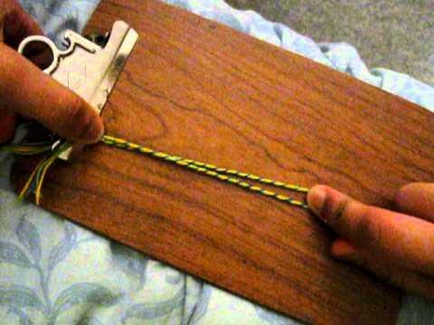 Friendship Bracelet: Rope