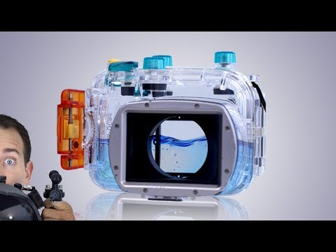Prevent Camera From Leaking Underwater