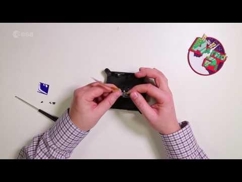 How to build a 3D printed Astro Pi flight case