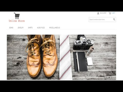 How to Make an Online/eCommerce Store Up and Running using Magento
