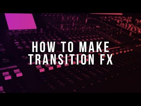 How To Make Transition FX (FL Studio Tutorial)