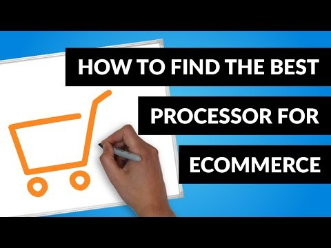 How to Find the Best Payment Processor for eCommerce