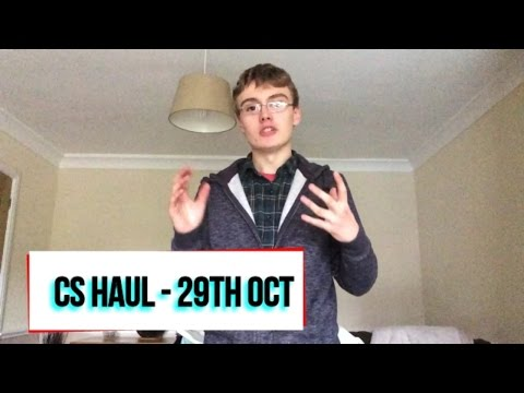 Reselling On eBay UK For Profit / Charity Shop Haul October 29th 2016