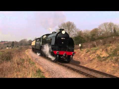 WEST SOMERSET RAILWAY SPRING GALA 2011