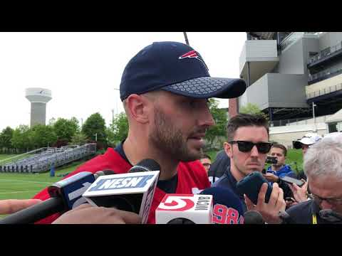 Brian Hoyer on taking first-team reps