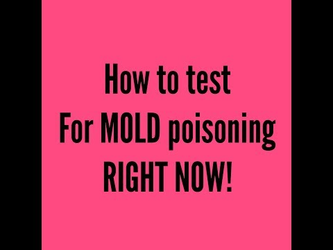 How You Can Test Yourself for Mold Poisoning RIGHT NOW!