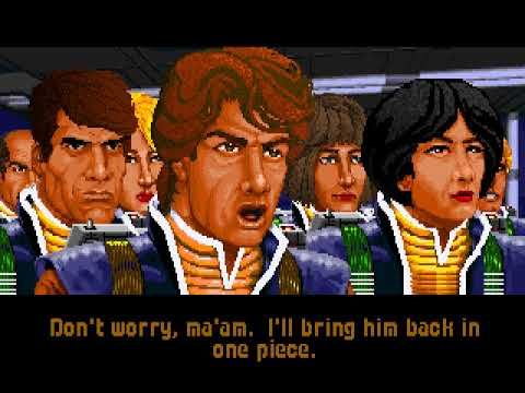 DOS Game: Wing Commander 2 - Special Operations 1