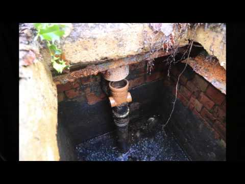 Septic tank Work best with two people