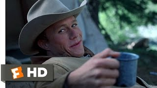 Brokeback Mountain (1/10) Movie CLIP - Ennis Opens Up (2005) HD