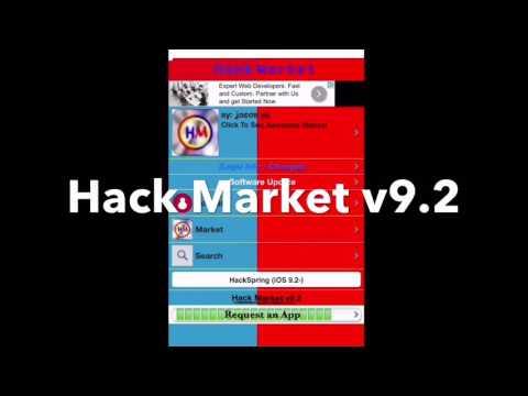 Hack Market iOS | Version 9.2