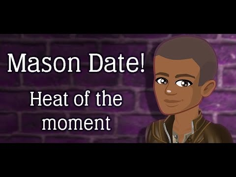 Hollywood U: Rising Stars - Heat of the moment (Mason Date #1)