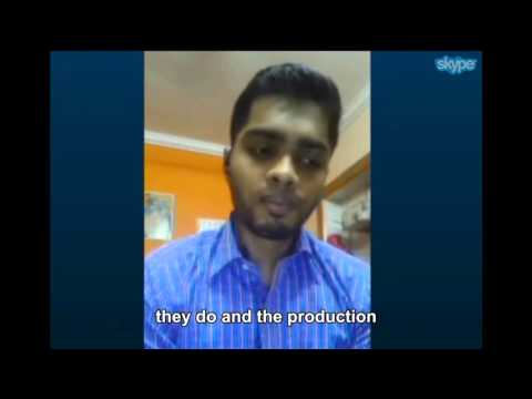 Amazon India Interview by Group 9
