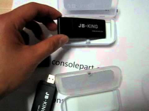 PS3 JB-King Dongle v3.55 Dongle Playing v3.60 and PS3 Games
