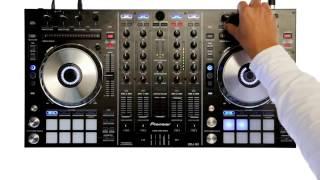 Serato DJ Tutorial-Pioneer DDJ SX (HD)