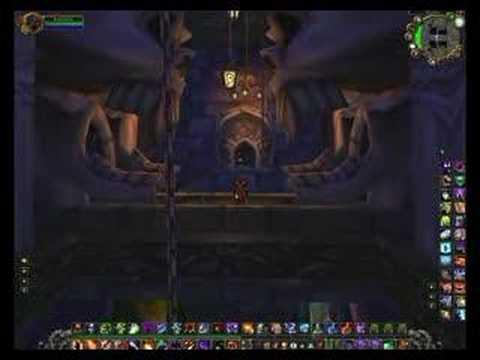 Exploring World of Warcraft - Undercity Secret Area