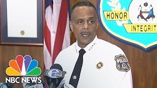 Philadelphia Police Commissioner Apologizes For Starbucks Arrest: I Made It 'Worse' | NBC News