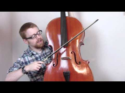 How to PLay a Cello Perfict