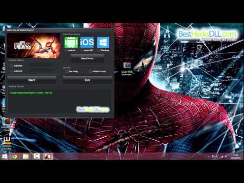 Spider Man Unlimited Hack and Guide (November 2014)