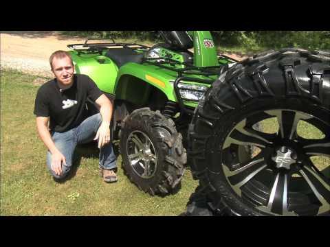 Dirt Trax Looks at Choosing ATV Tires