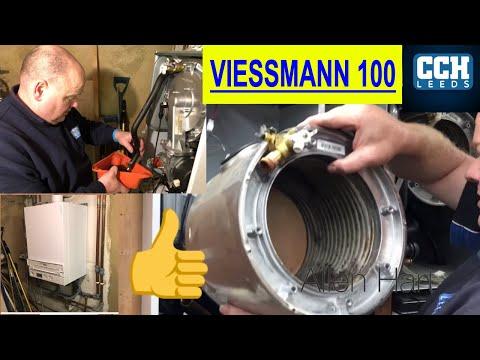 Viessmann 100 Strip Down