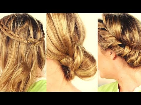 Rainy Day Hair: 3 Hairstyles That Look Good Wet or Dry