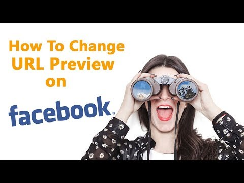 Facebook Link (URL) Preview Hack! You still can EDIT a PREVIEW