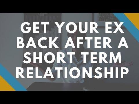 Breakup Advice For Short Term Relationships