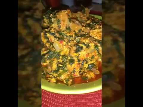 Snap Recipe: How To Cook Party Egusi Soup