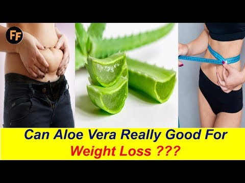 Can Aloe Vera Really Good For Weight Loss??? How to Make Aloe Vera Gel At Home - How Good For Men