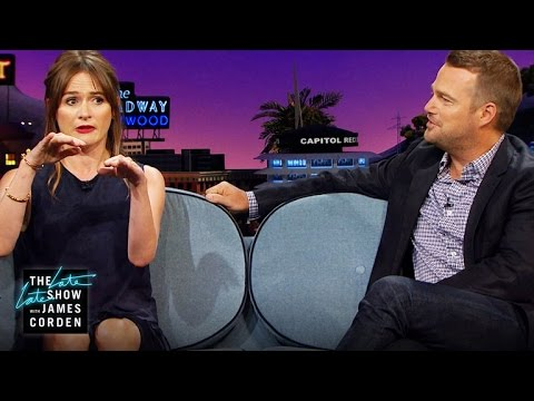 Don't Google Yourself w/ Emily Mortimer & Chris O'Donnell