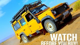 FIT A WINCH TO YOUR LAND ROVER 4X4