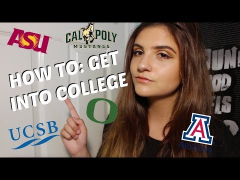 EVERYTHING YOU NEED TO KNOW ABOUT APPLYING TO COLLEGE