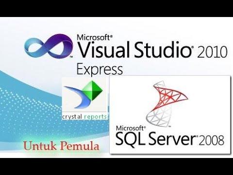 Crystal Report13, VB  Net 2010 Dan SQL Server 2008