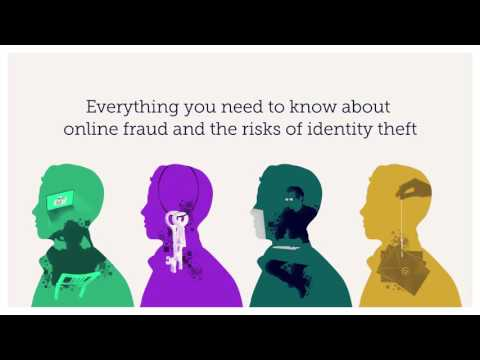 I keep it to myself – Learn all about online fraud and the risks of identity theft