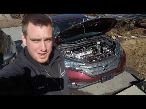 Headlight Bulb Turn Signal 12-16 Honda CRV Replacement