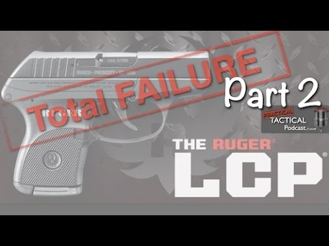 Episode 35 - Ruger LCP Torture Part 2