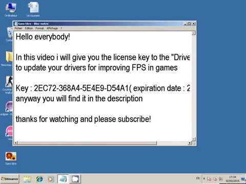 Driver booster 2 license key