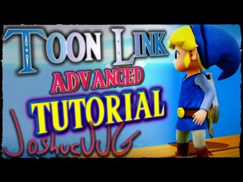 Toon Link Competitive Tutorial & Guide (ADVANCED) -【Smash Bros. Wii U】