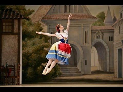 Natalia Osipova Coppelia Act 1