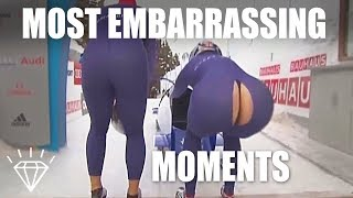 Most Embarrassing Moments on Caught on Live TV